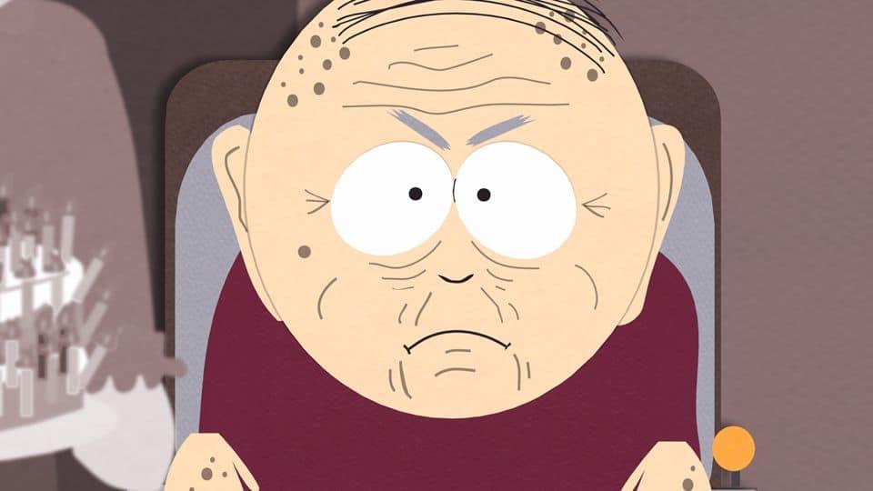 South Park s01e06 - Smrt