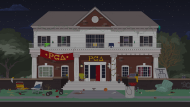 PC Delta fraternity house