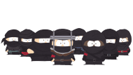 South Park Ninja Clan