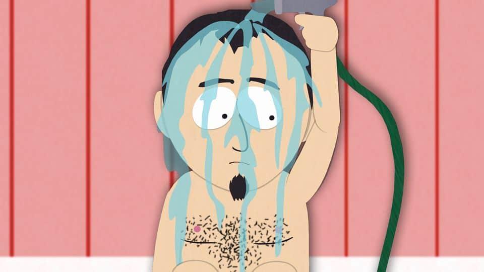 South Park s02e18 - Prehistoric Ice Man