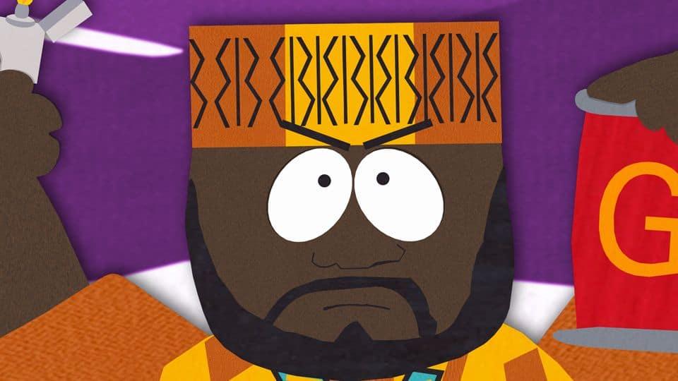 South Park s04e08 - Boj o rasistickou vlajku