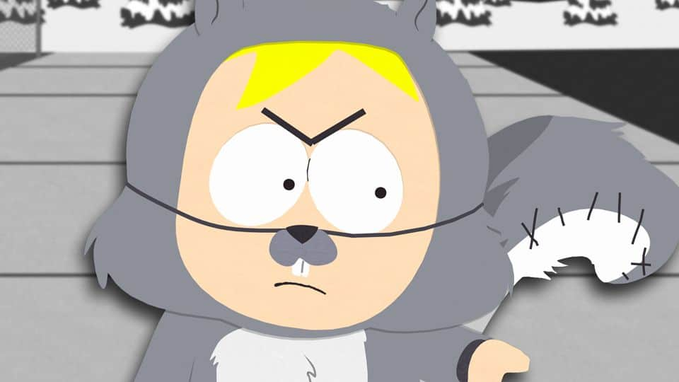 South Park s12e02 - Britney's New Look