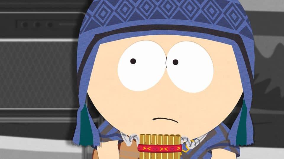South Park s12e10 - Pandemic