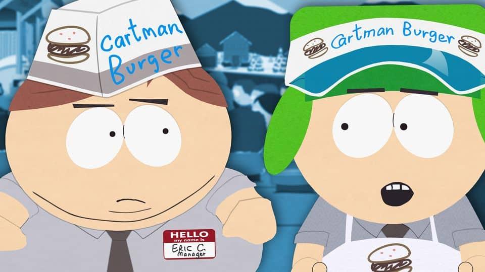 South Park s15e08 - Ass           Burgers