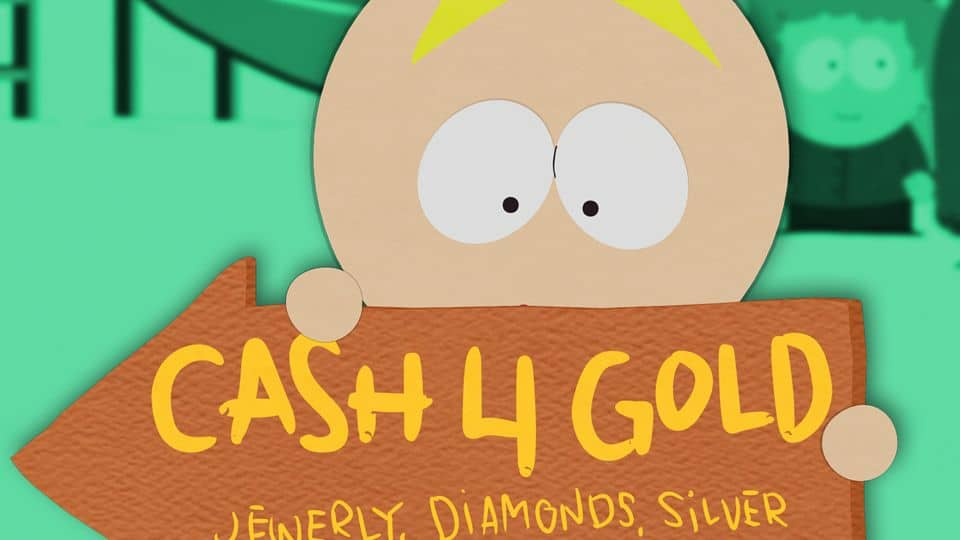 South Park s16e02 - Cash For Gold