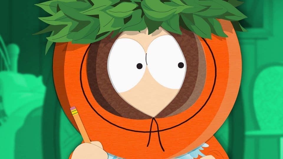 South Park s16e11 - Going           Native