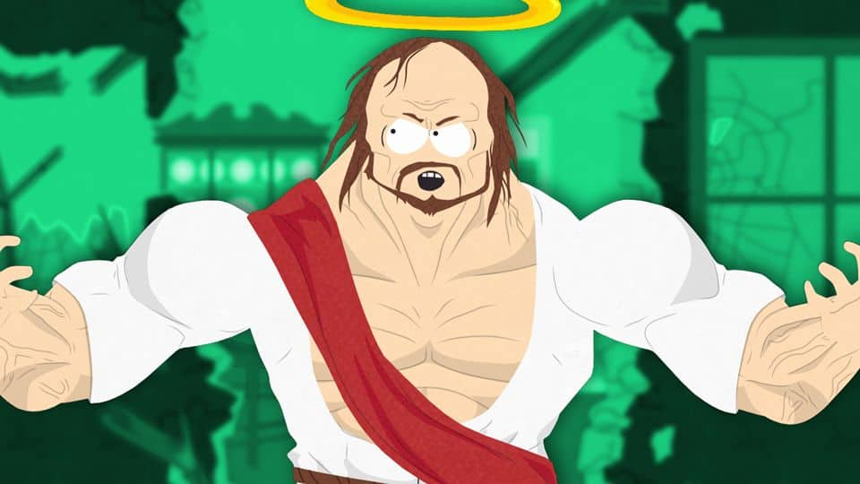 South Park s16e13 - A Scause for Applause