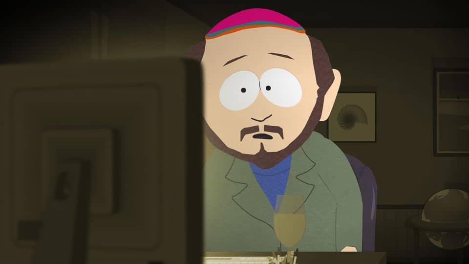South Park s20e02 - Skank Hunt