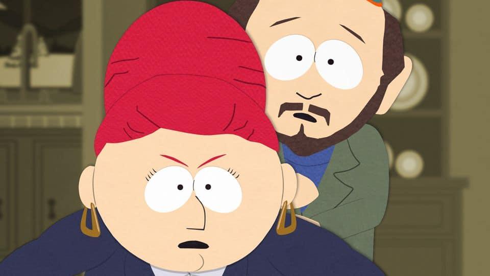 South Park s20e07 - Oh, Jeez