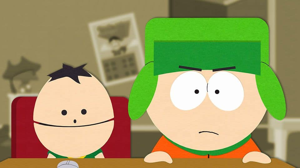 South Park s20e09 - Not Funny