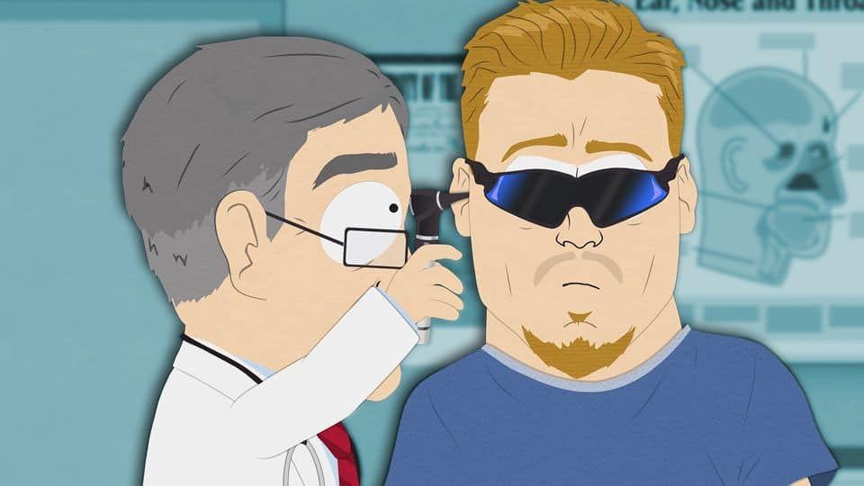 South Park s21e09 - SUPER HARD PCness