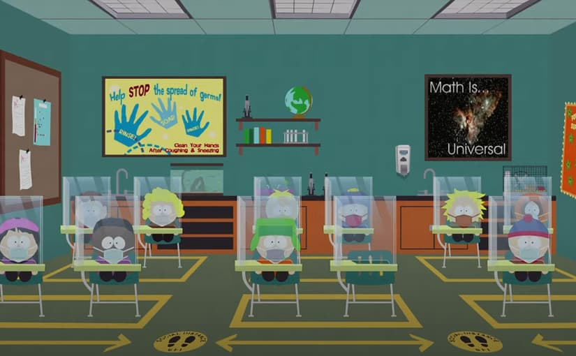 South Park s24e01 - The Pandemic Special