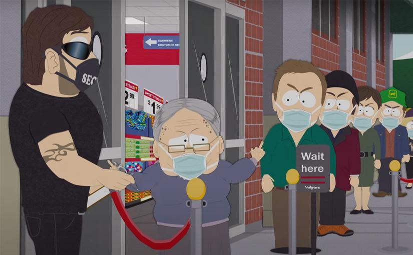South Park s24e01 - Vaccination Special